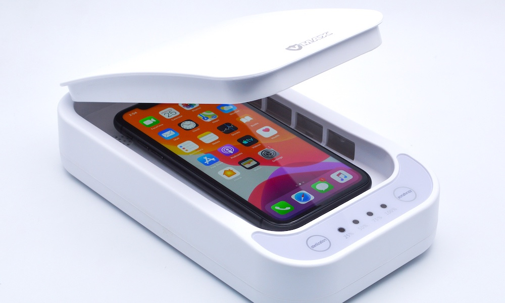 iPhone UV Sanitizer 8
