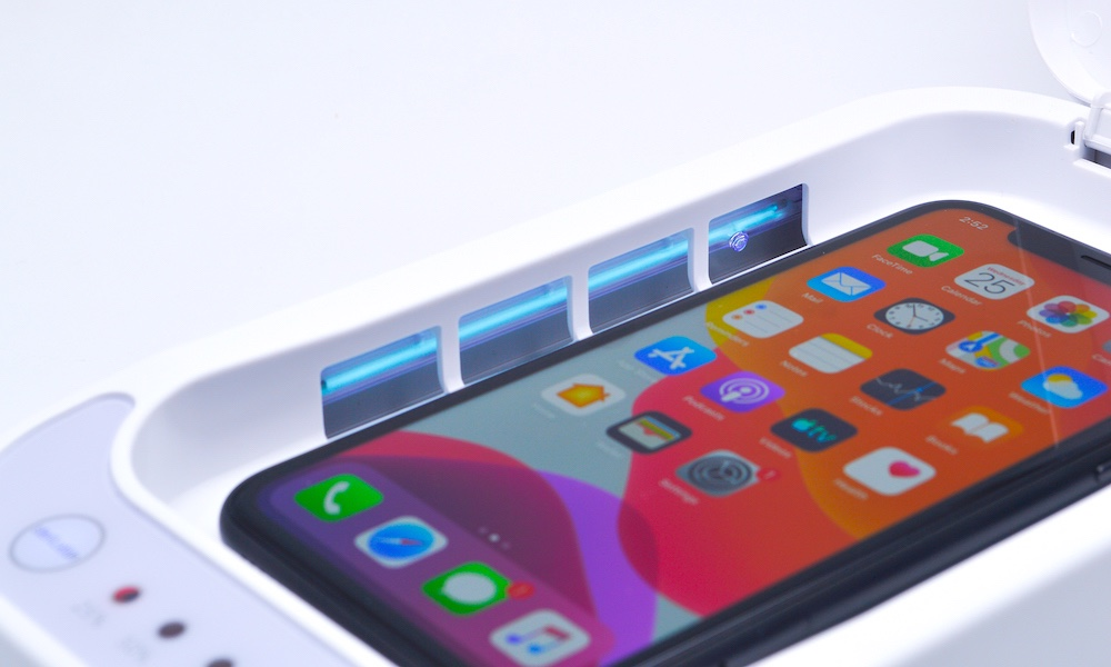 iPhone UV Sanitizer 9