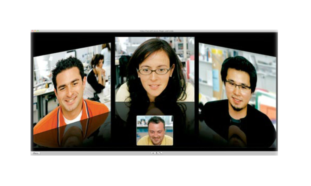 Apple iChat group video call.jpg