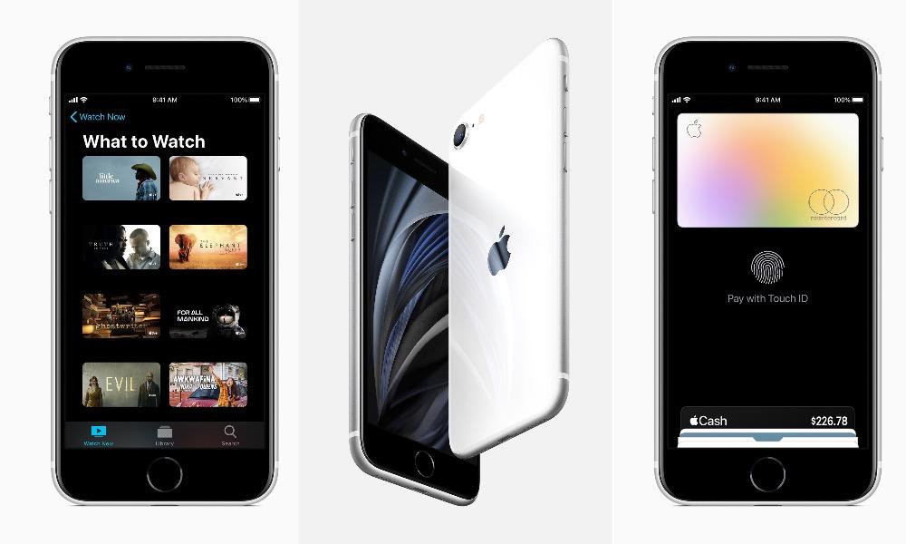 New iPhone SE 2020 1