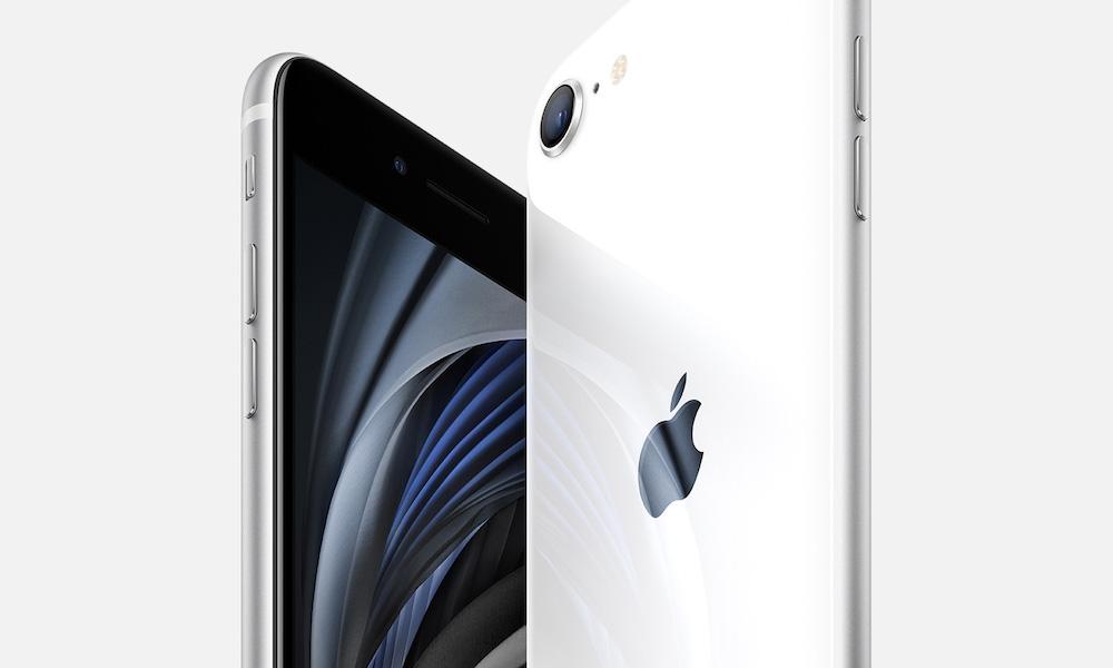 iPhone SE White 2020