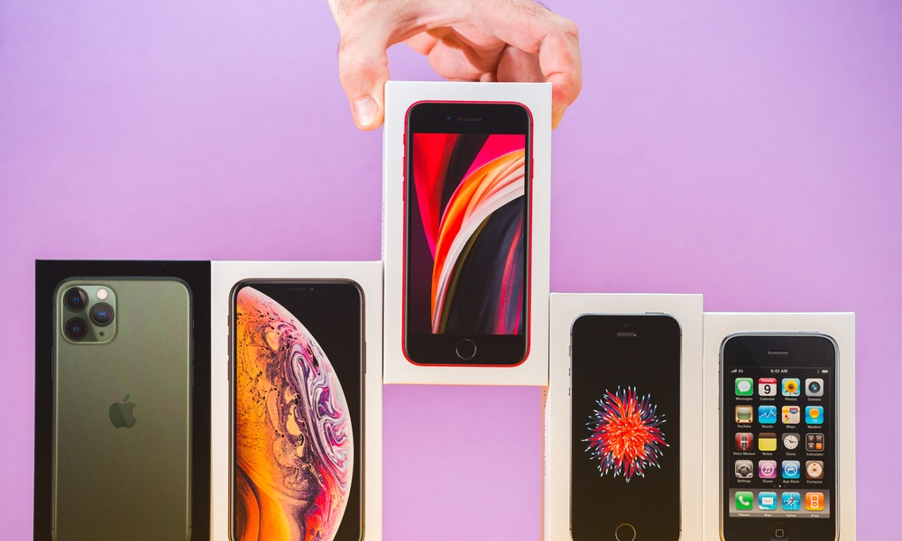 iPhone SE iPhone 11 Pro iPhone XS Original iPhone