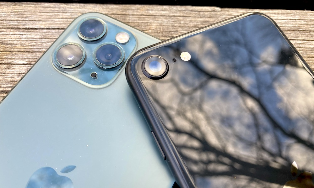 iPhone 11 Pro vs iPhone SE Photo Quality Comparison