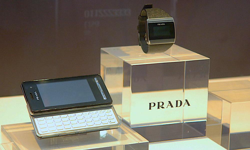 LG Prada and Watch