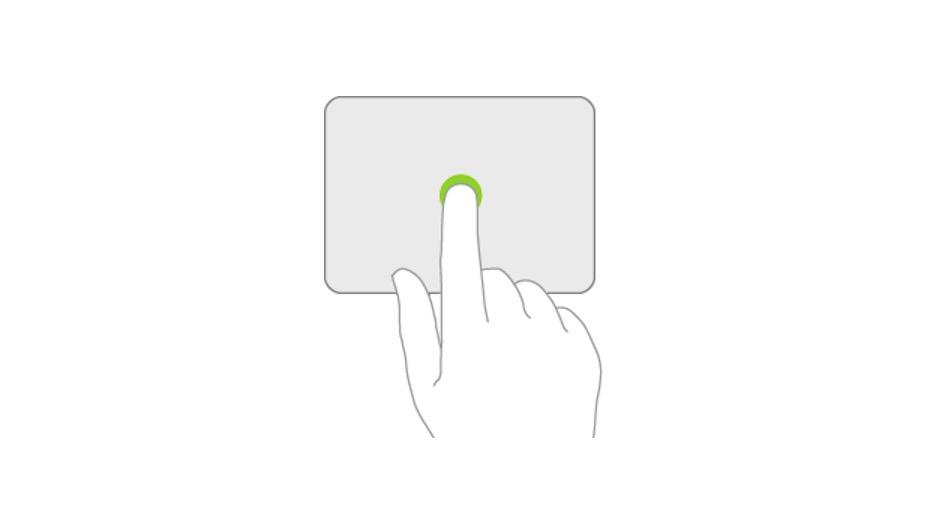 Tap to Click iPad