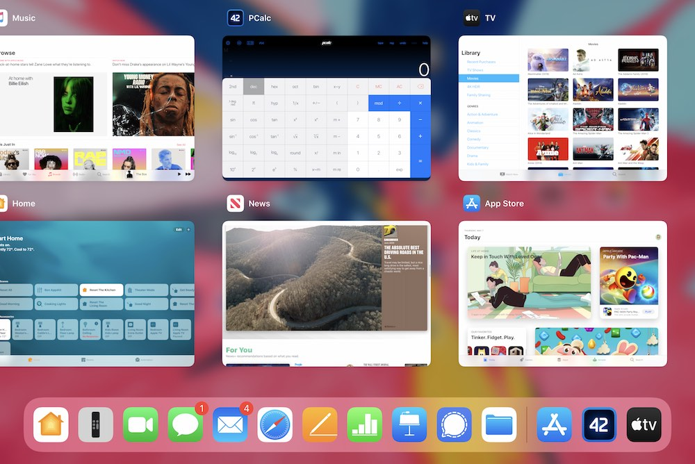 iPad App Switcher Force Close Apps