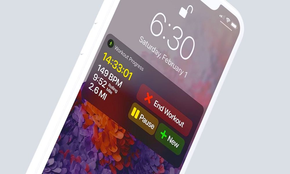 iOS 14 watchOS 7 Concept