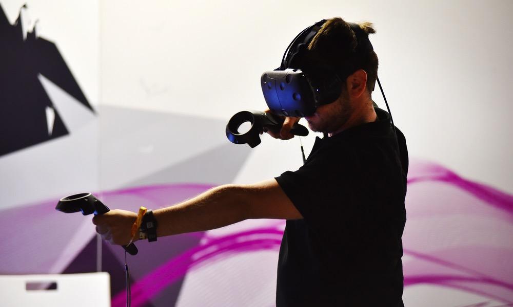Oculus VR Virtual Reality
