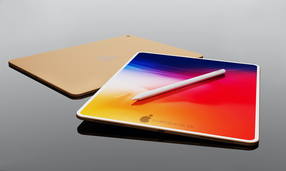 New iPad 2020 Concept Images 2