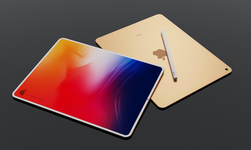 New iPad 2020 Concept Images 6