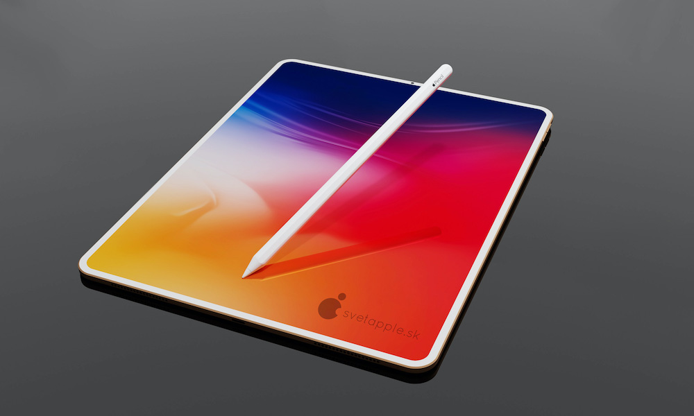 New iPad 2020 Concept Images 8