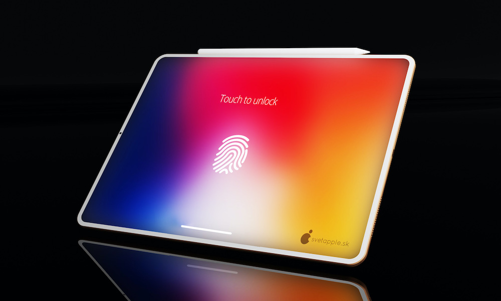 New iPad 2020 Concept Images 12