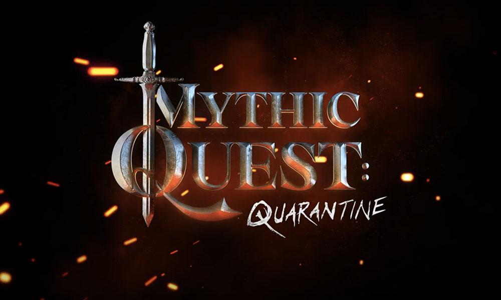 Mythic Quest Quarantine