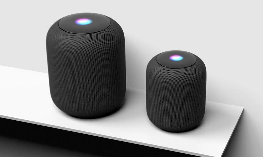 Apple HomePod mini Concept