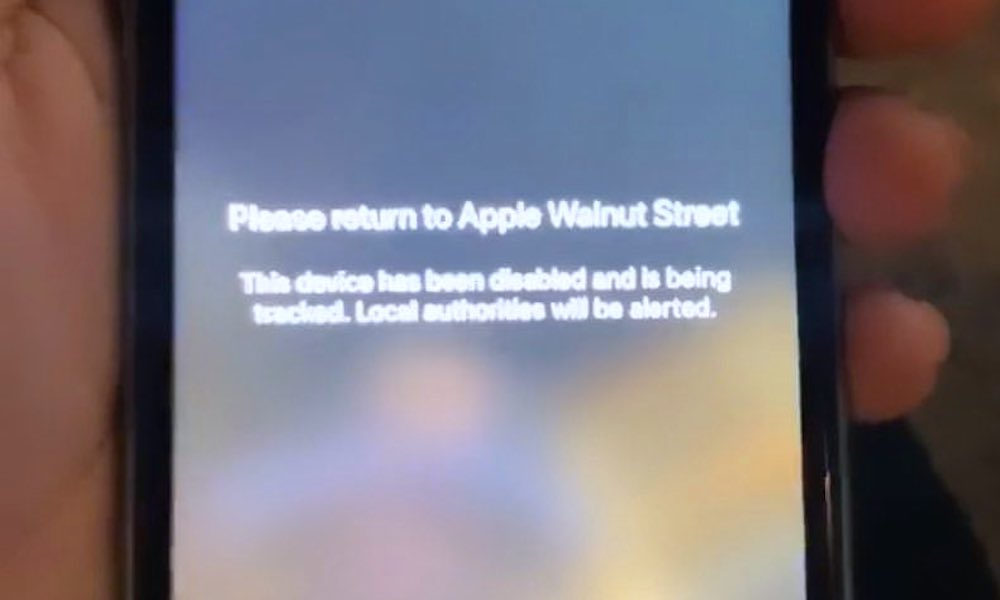 Apple Store Stole iPhone Bricked