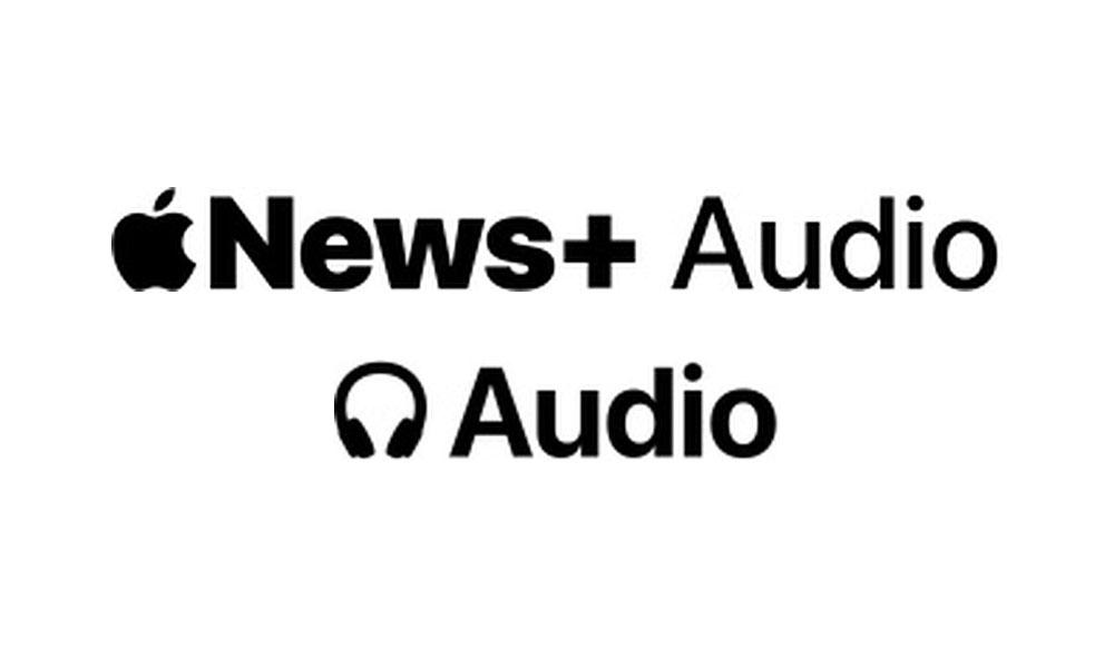Apple News+ Audio Logos