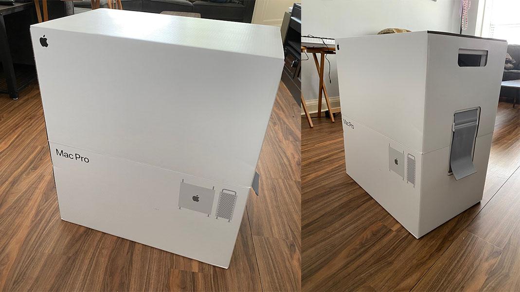 Mac Pro Unboxing 2