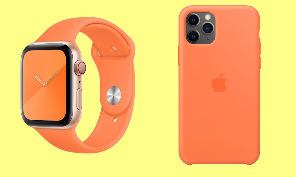 New Apple Watch Bands and iPhone Cases for Summer