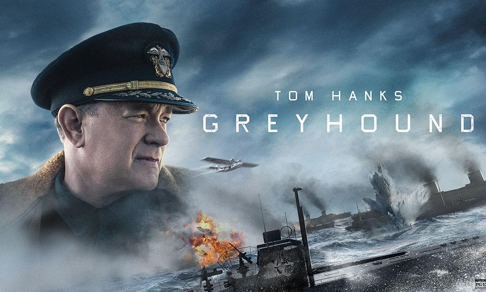 Tom Hanks in Greyhound