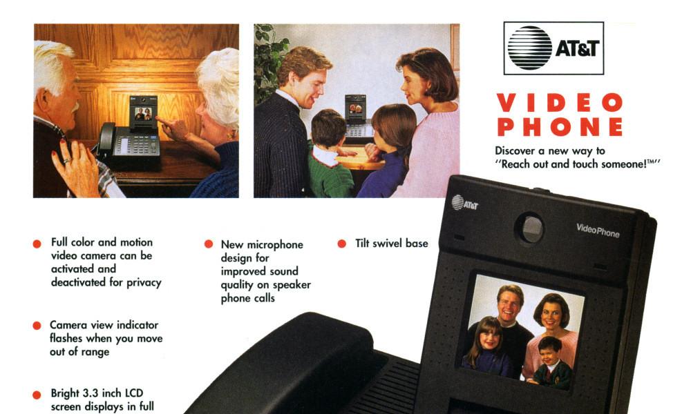 ATT Videophone