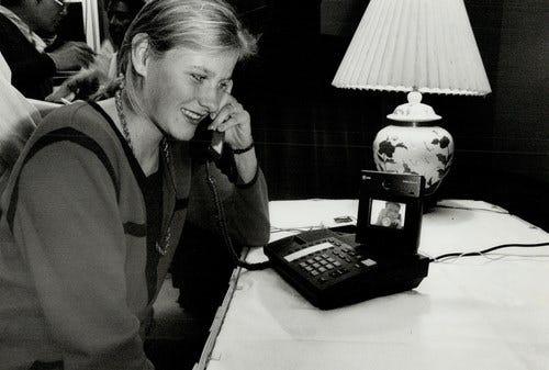 Videophone 1992