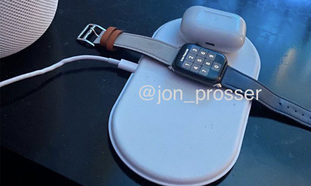 Apple could have solved overheating issue of AirPower charging mat