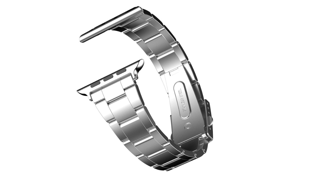 JETech Stainless Steel Replacement Band