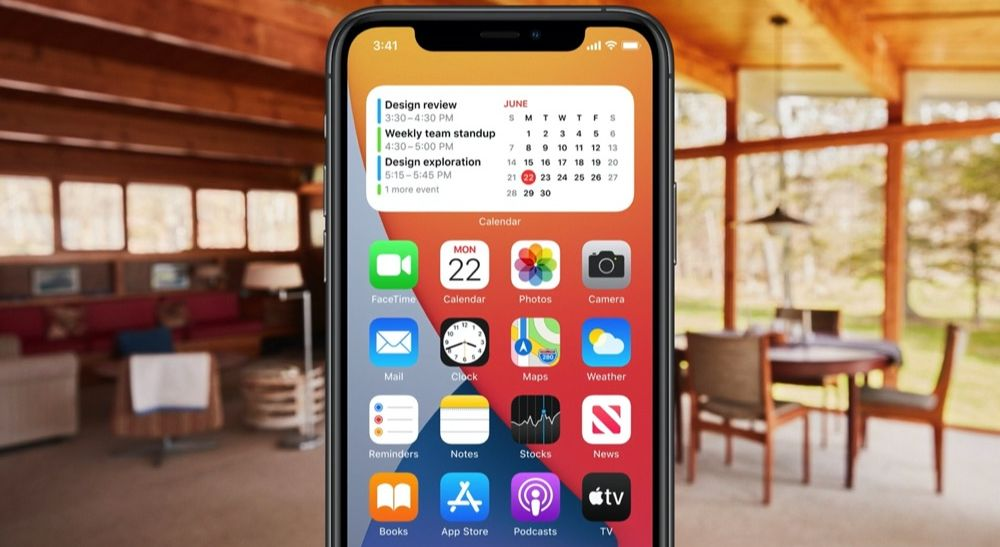 Calendar Widget iOS 14