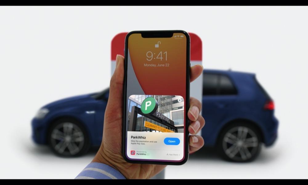 NFC App Clip copy
