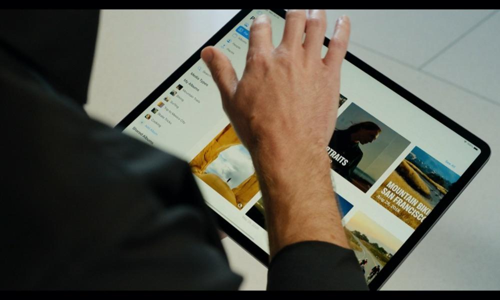 iPadOS Sidebar