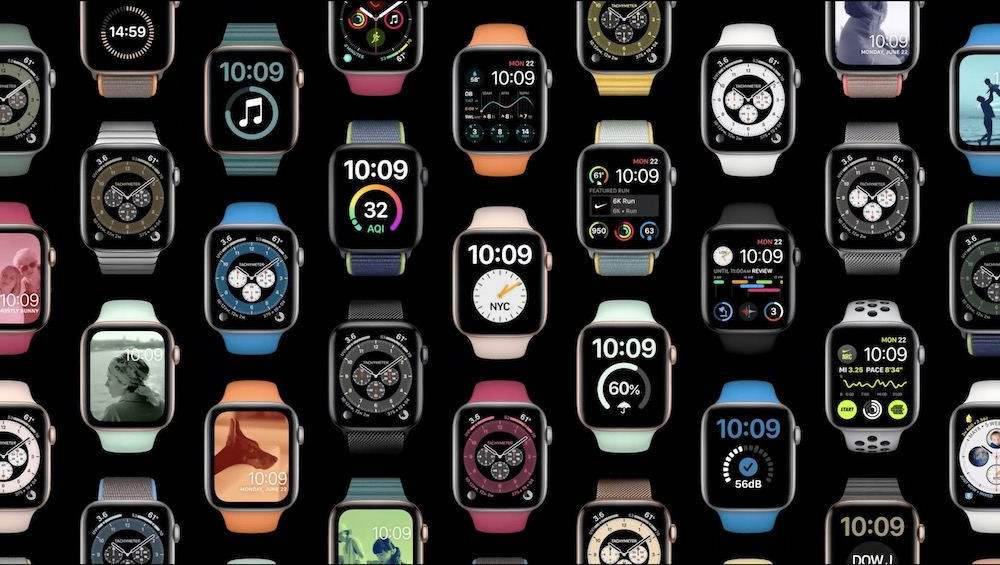 Rich Complications watchOS 7