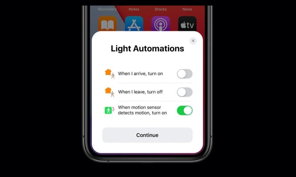 HomeKit Automation Shortcuts copy