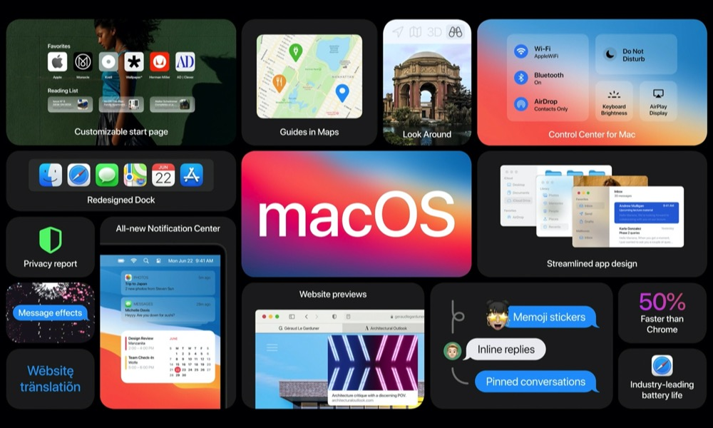 macOS New Features copy
