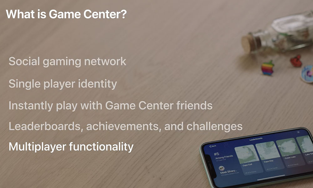 iOS 14 What Is Game Center