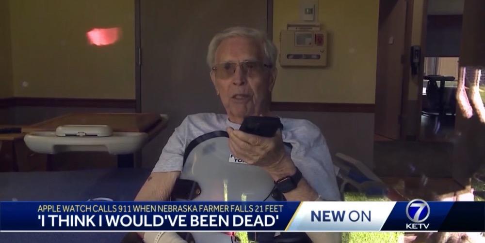 Apple Watch Saves Life
