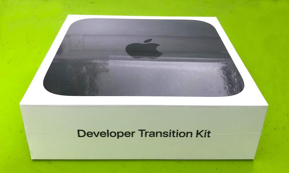 Developer Transition Kit Apple A12Z