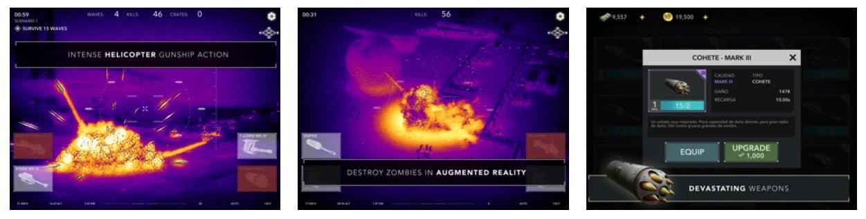 Zombie Gunship Revenant AR1
