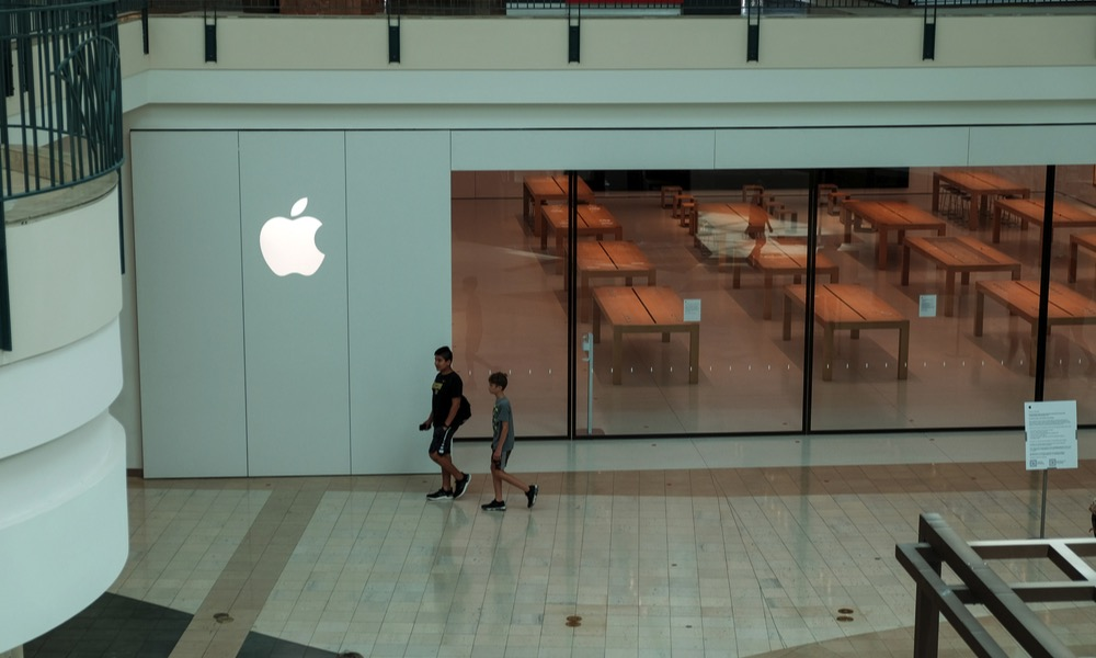 Apple Store Closures COVID