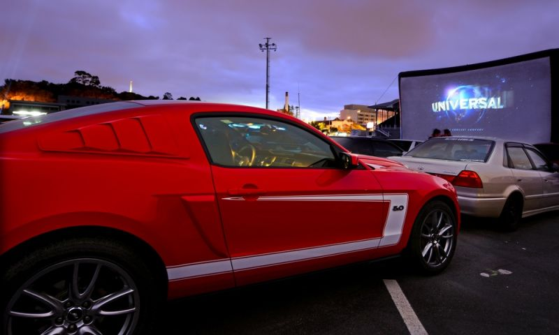 Walmart Is Bringing Drive-In Movies to Its Parking Lots This Summer