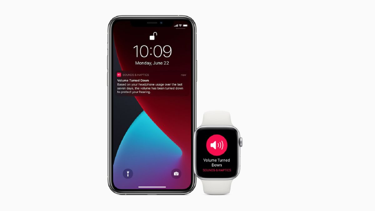 watchOS 7 Noise App and Alerts