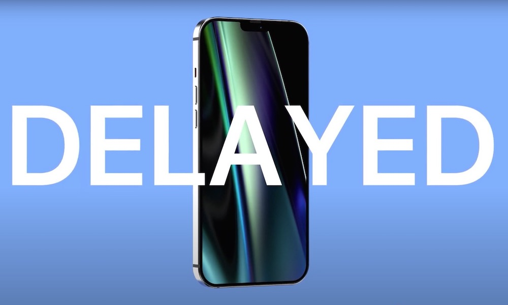 iPhone 12 Delayed Concept Image 5
