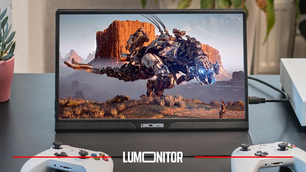 Lumonitor 4k Portable Monitor