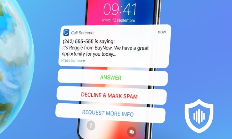 This Amazing iPhone App Uses AI to Screen Calls and Block Scammers