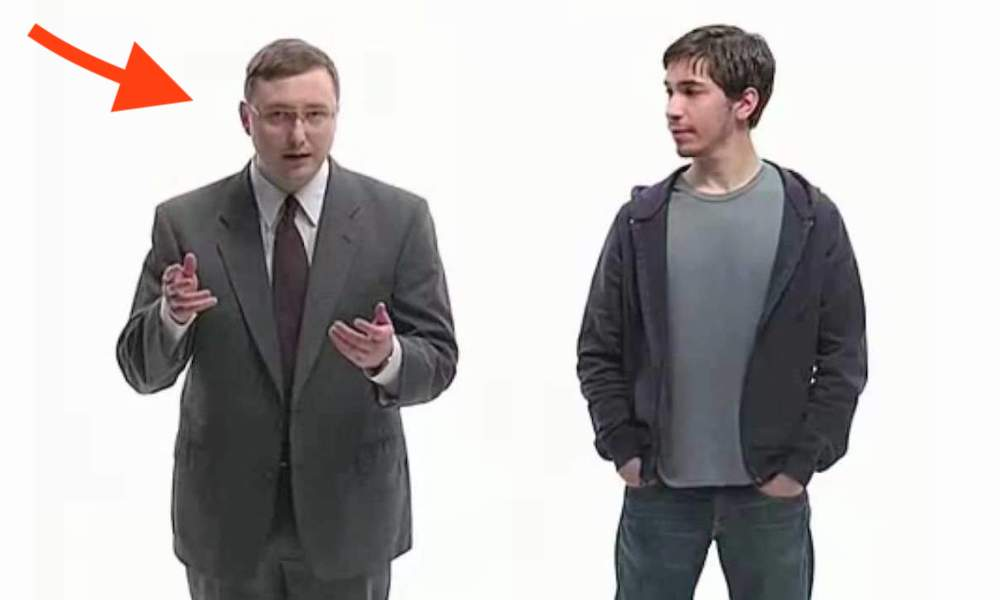 John Hodgman Apple vs PC Get a Mac Ad Campaign