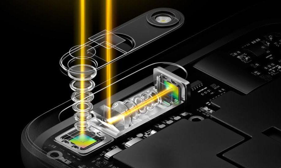 Oppo Periscope Lens