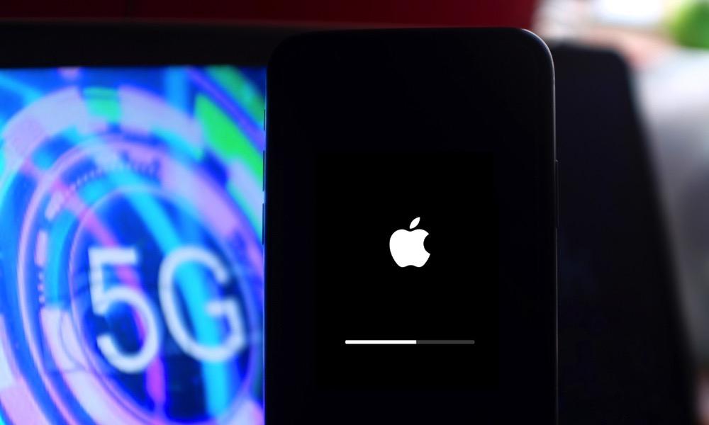 iPhone 5G Loading Screen