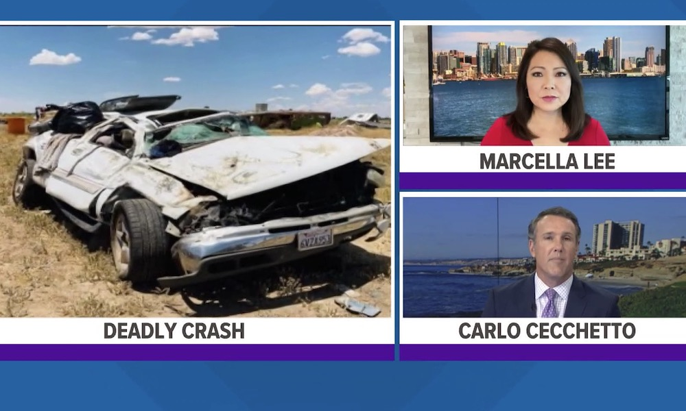 New Mexico Car Crash 2020