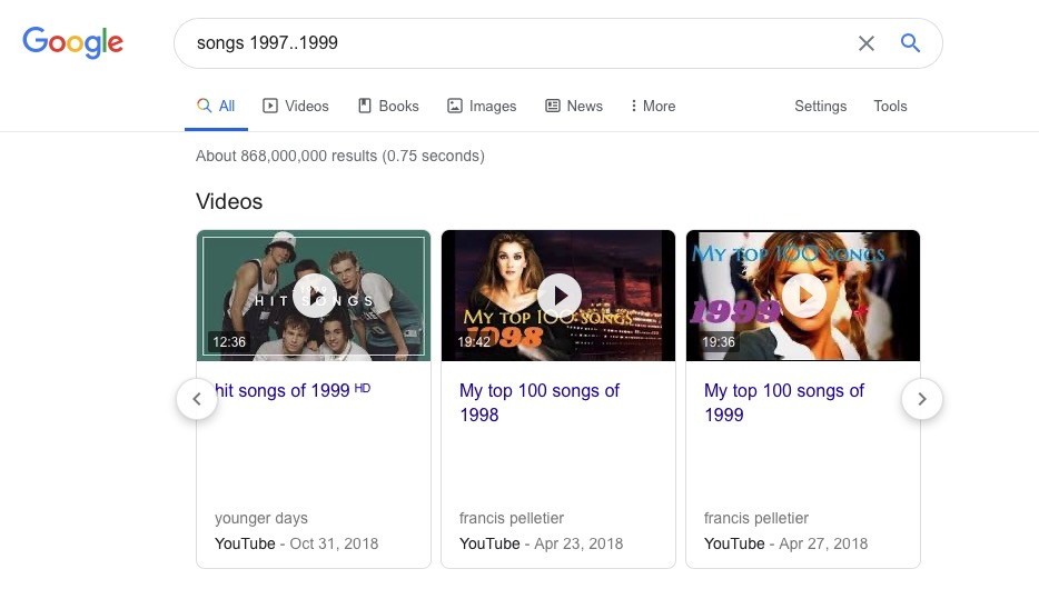 Best Songs Range Google Search