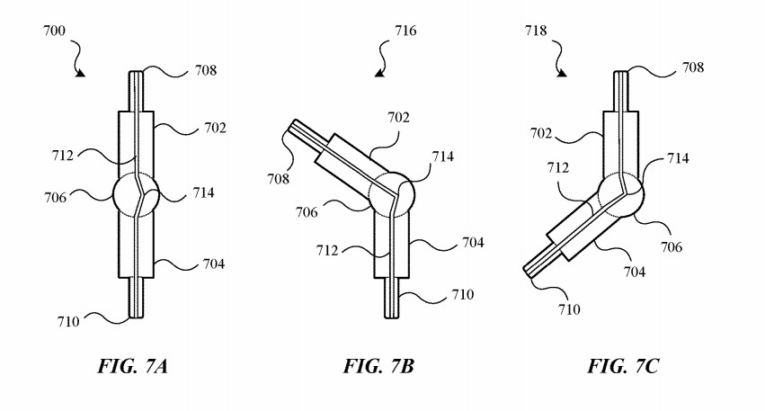 Apple Patent Hinge