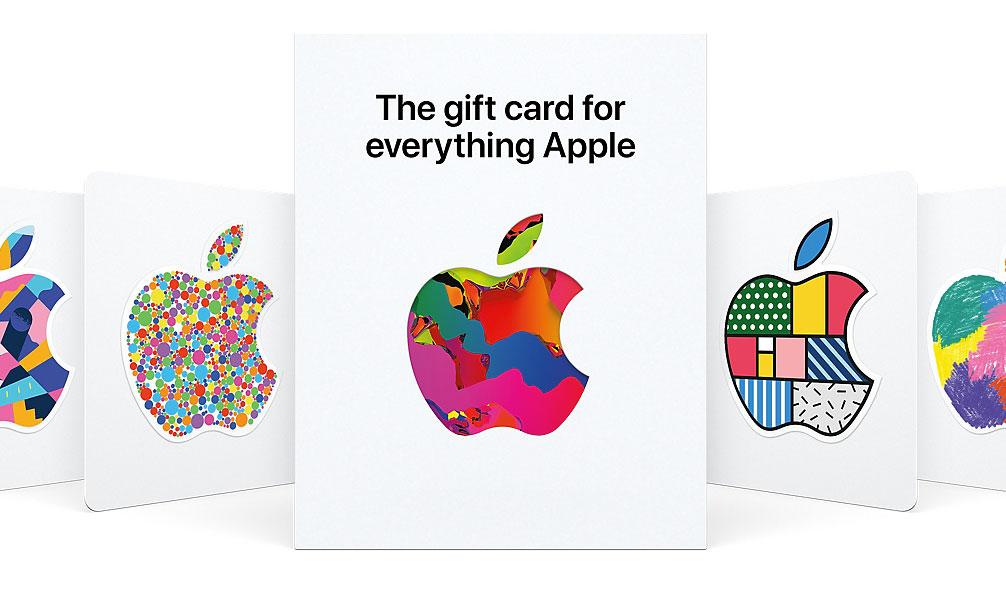 Apple Universal Gift Card